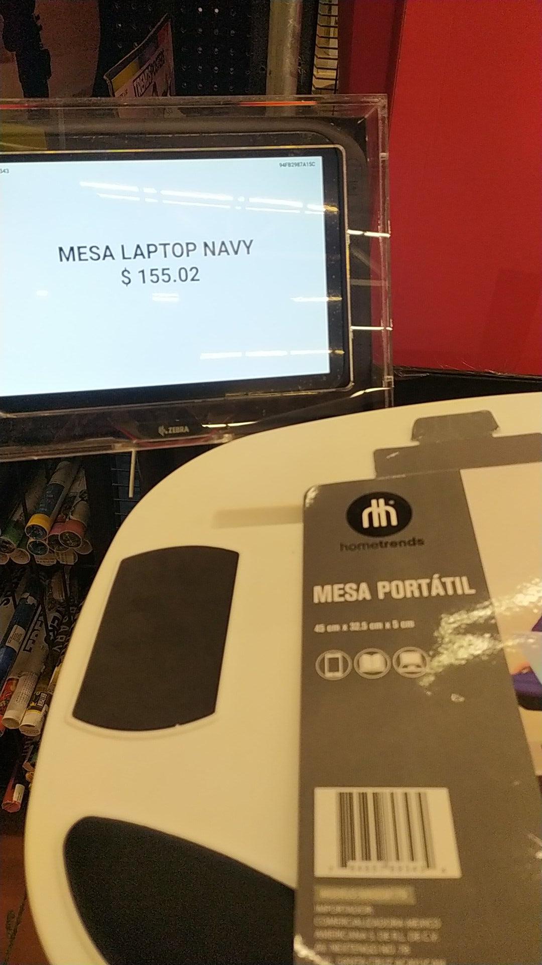Walmart: Mesa Laptop Navy