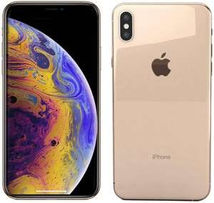 Best Buy: iPhone XS Max 64 GB - Dorado (AT&T)