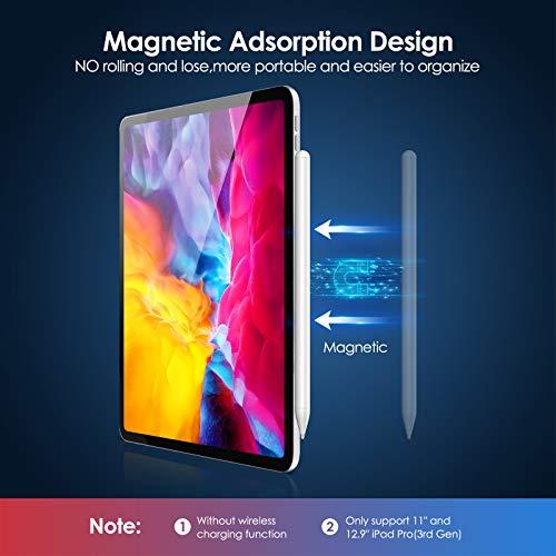 Amazon: Lapiz capacitivo para iPad con rechazo de palma y diseño magnético