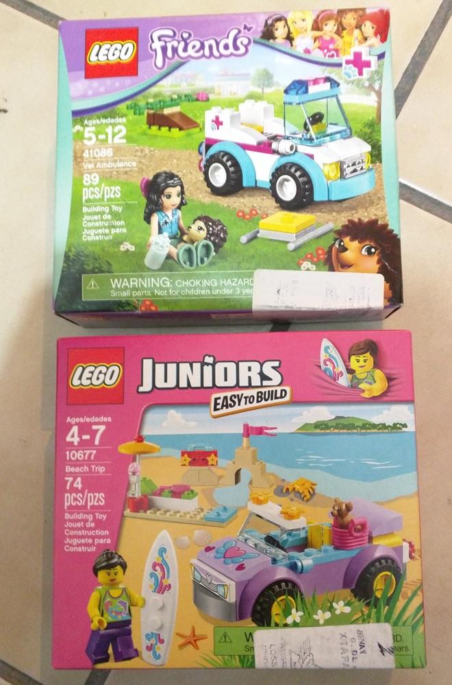 Walmart Ixtapaluca: Lego Friends y Juniors de $179 a $50.03