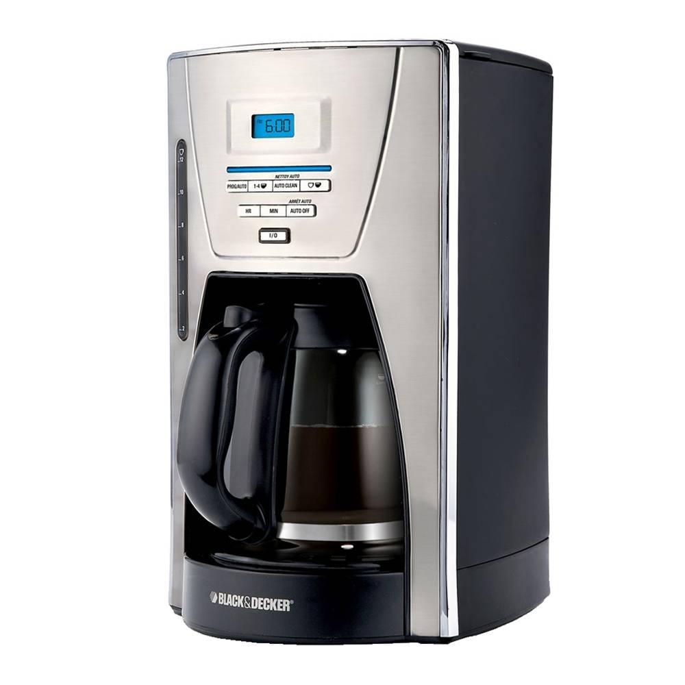 Walmart en linea: Cafetera B+D de $1490 a $690