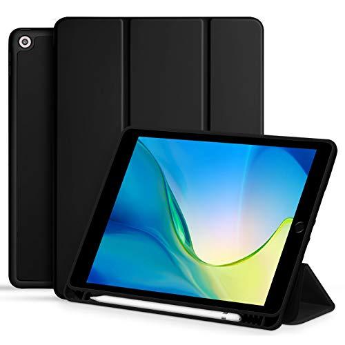"""Amazon: Funda para iPad 8.ª/ iPad 7.ª generación 10.2"""" con soporte para lápiz"""