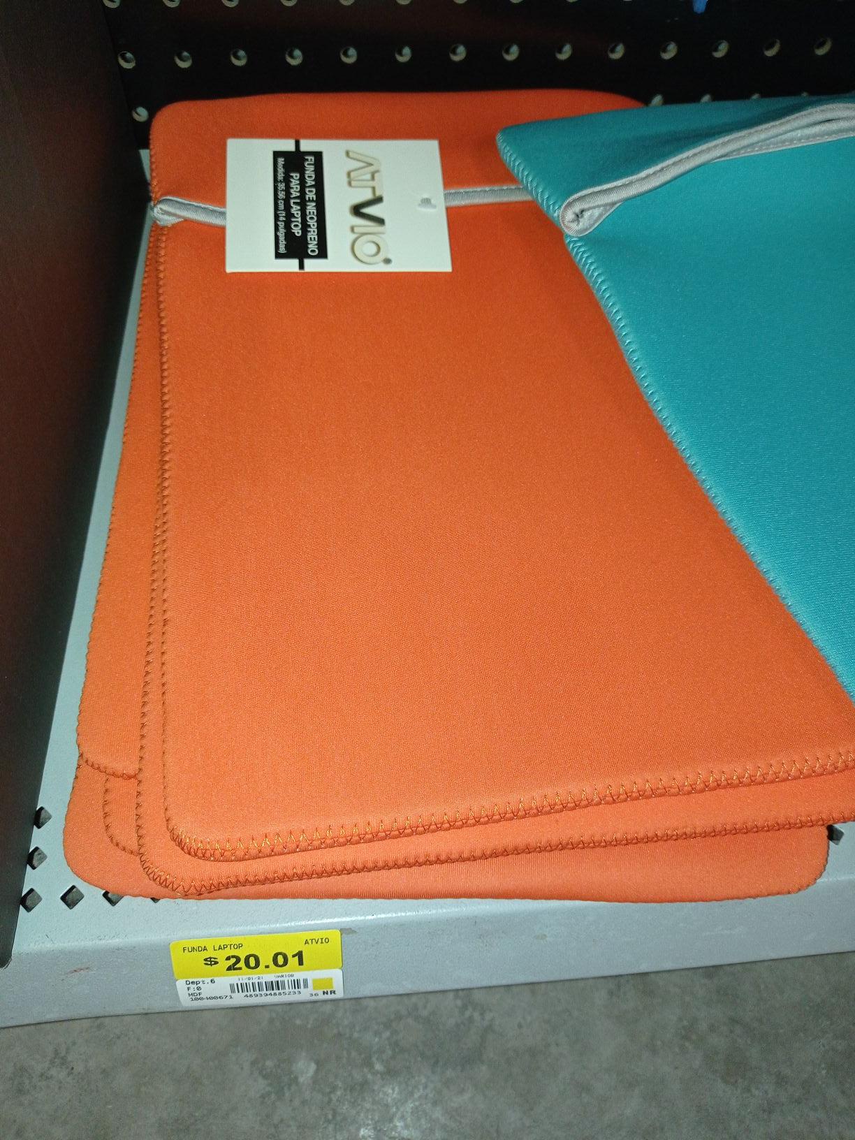 Walmart fundas para lap y tablet marcar atvio última liquidación