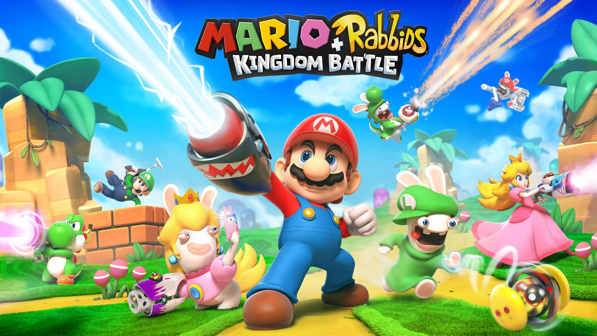 Nintendo: Mario + Rabbids® Kingdom Battle version digital