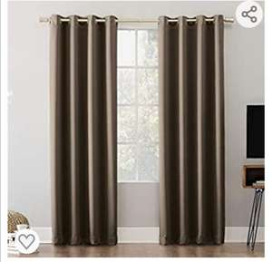 Amazon: Cortinas SunZero extreme blackout en oferta
