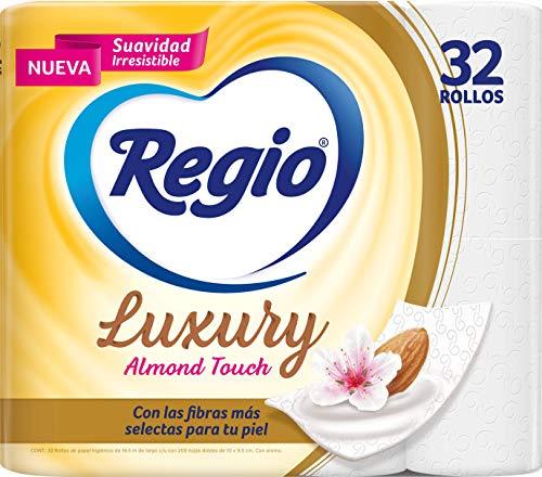 Amazon: Regio luxury 32 Rollos