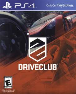 AMAZON: DriveClub (PlayStation 4) - Standard Edition