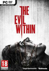 The Evil Within PC Steam- CD Keys