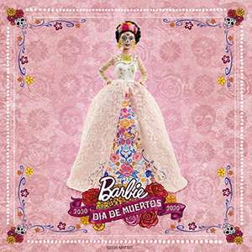 Amazon: Barbie Dia de Muertos 2020 (Mismo precio que samborns pero con envio Prime)