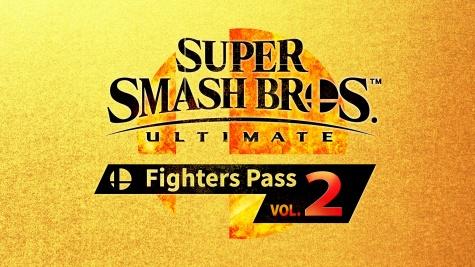 Nintendo: Fighter Pass 1 y 2 Super Smash Bros E-shop Argentina