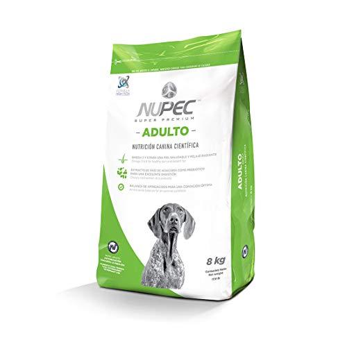 Amazon: Nupec - Croquetas para Perros, Adulto, Sabor a Carne, 8 kg
