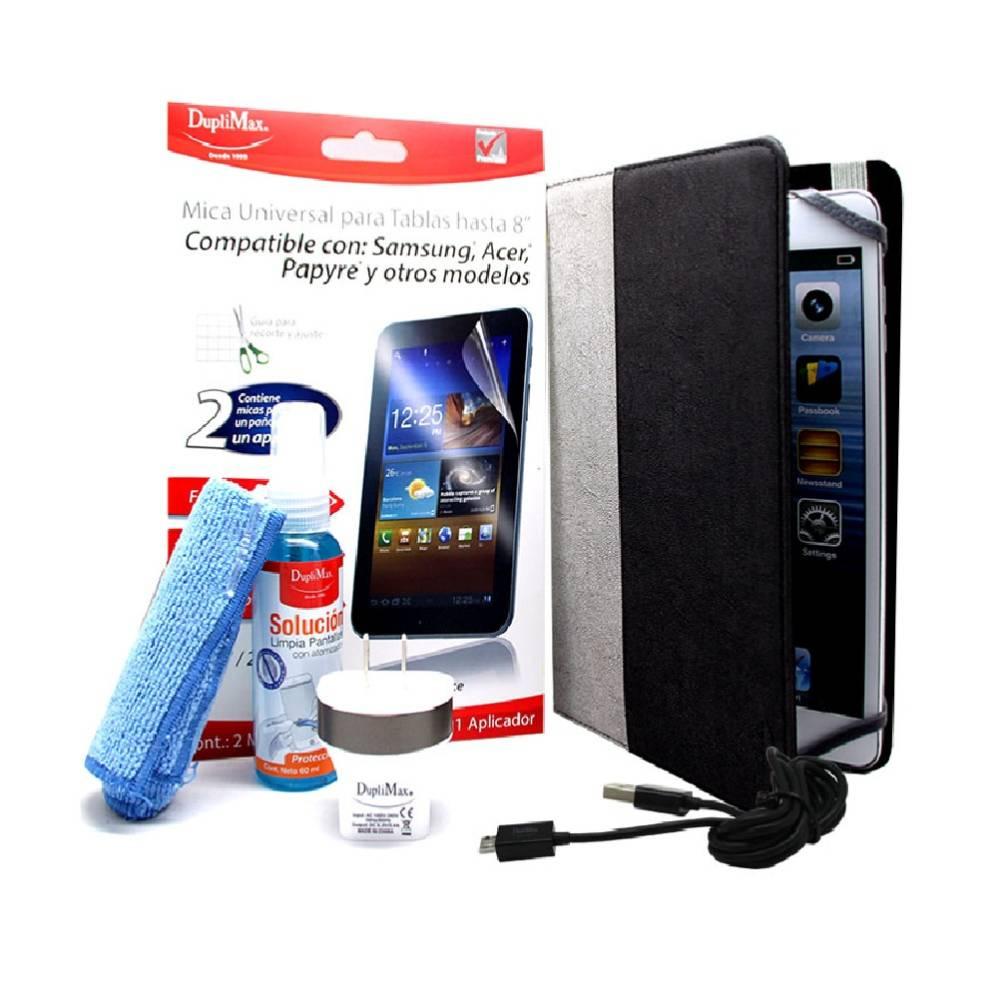 Walmart: Paquete de Accesorios DupliMax para Tablet de 7 a 8 pulgadas