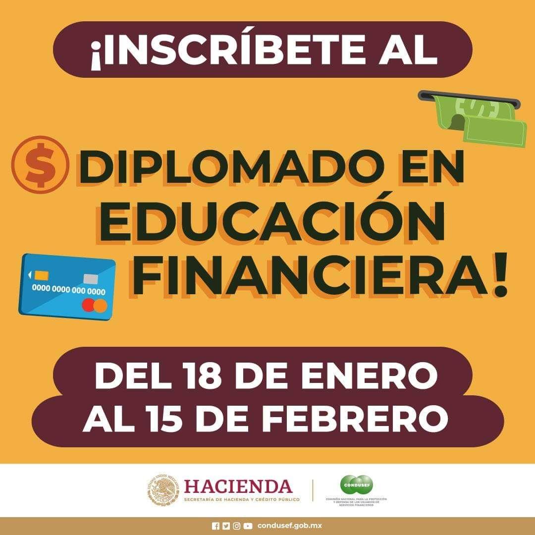 Diplomado en educación financiera - SHCP