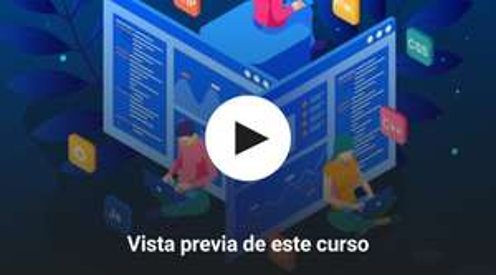 Udemy: Full Stack JavaScript Developer en Español