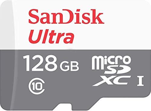 Amazon - MicroSD Sandisk Ultra 128 - SDXC UHS I Clase 10