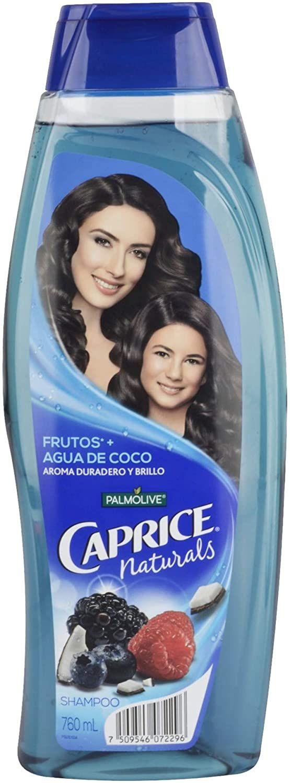 Amazon:Caprice Naturals Shampoo Frutos y Agua de Coco 760ml (Planea,ahorra y cancela)