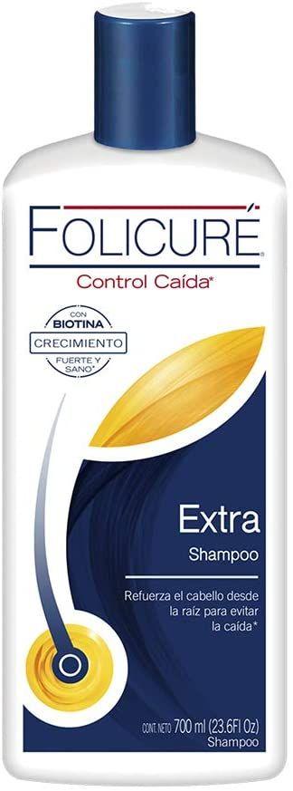 Amazon: Folicuré Shampoo Extra 700 ml