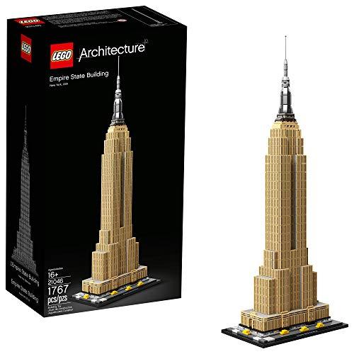 Amazon, Lego Architecture Empire State Building, 21046, Building Kit 1767 Elementos