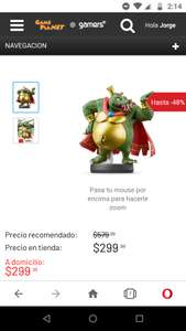 Game Planet, Amiibo: King K Rool