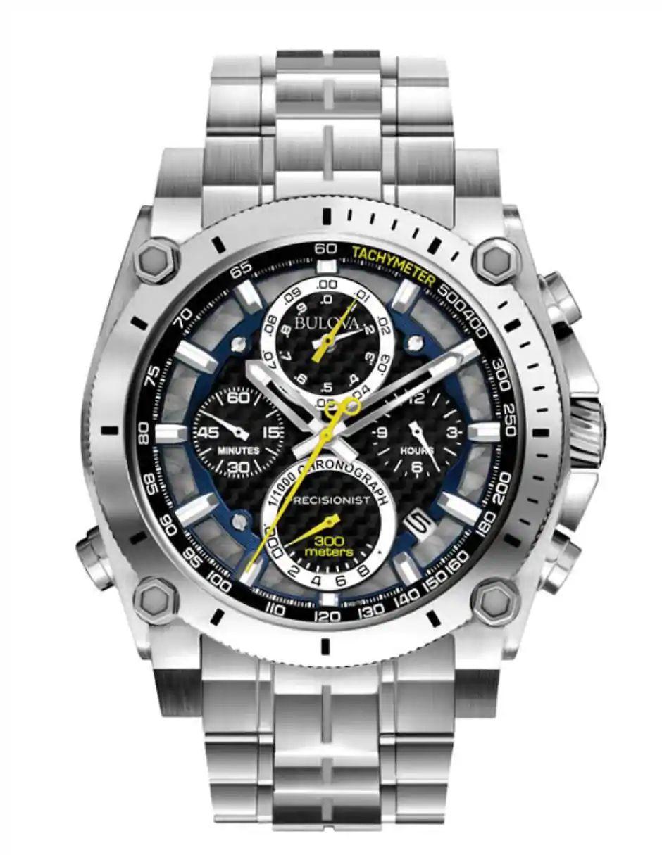 Liverpool, Reloj Bulova Precisionist 96B175 Reloj para hombre Color Acero