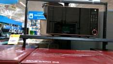 Walmart AGS: Microondas Daewoo 1.4' a $1,689.03