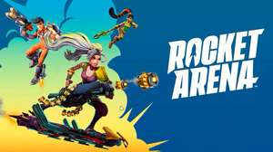 Game Planet Rocket Arena ps4