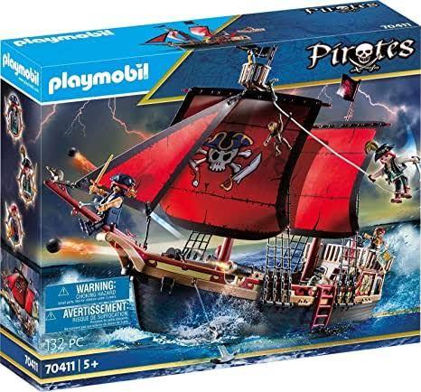 Walmart tepeyac- Playmobil barco pirata
