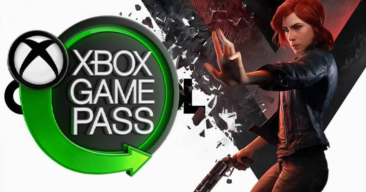 Control disponible en Xbox Game Pass para PC el 21 de Enero