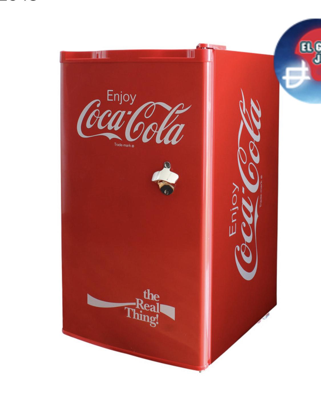 Costco: Frigobar Coca Cola 3.2'