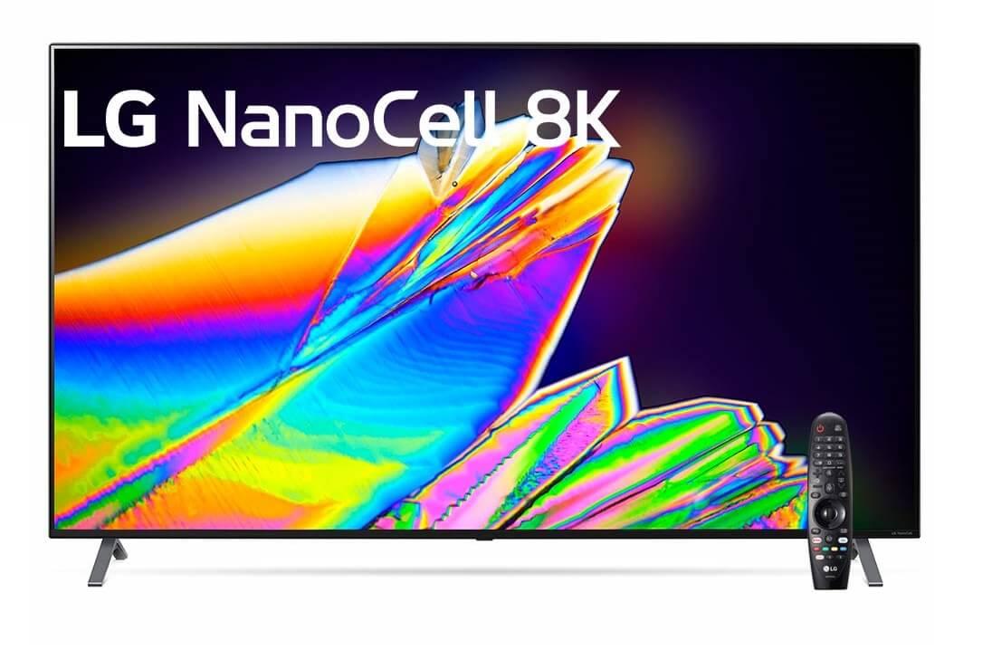 "Best Buy: LG - Pantalla NanoCell TV AI ThinQ 8K 65"" 65NANO95UNA - Best Buy"