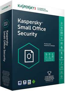 16 Meses GRATIS de Kaspersky Small Office Security 2021 (6 computadoras)