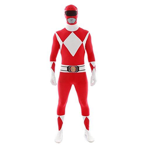 Amazon: Morphsuits - Power Rangers para Hombre