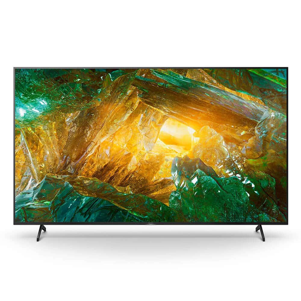 "Sony - Pantalla de 75"" 4K Ultra HD - Smart TV (Android TV) - HDR - Negro - Best Buy - XBR-75X800H"