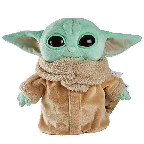 Amazon peluche Baby yoda Mattel