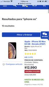 Best Buy: iPhone XS Max 64 12990