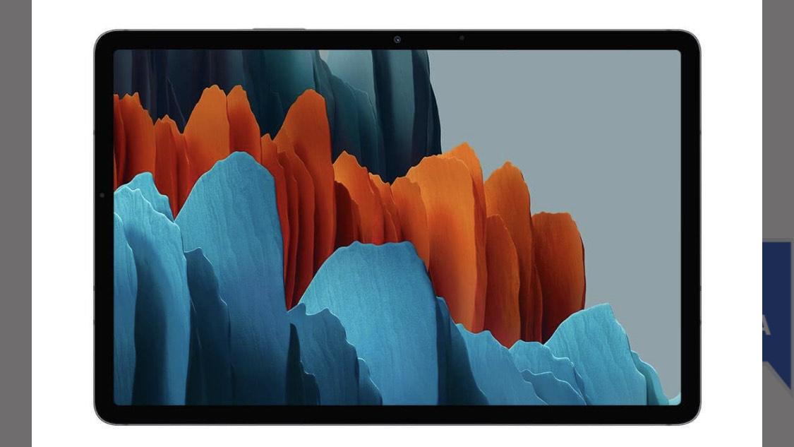 """Best Buy: Samsung - Galaxy Tab S7 de 11"""" - 128 GB - Wi-Fi - Negro y Bronce Místico"""