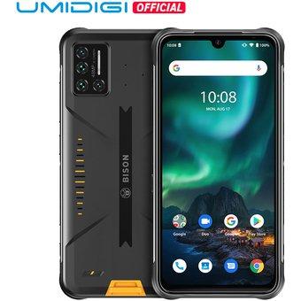 Linio: Celular UMIDIGI BISON 6GB 128GB IP68IP69K