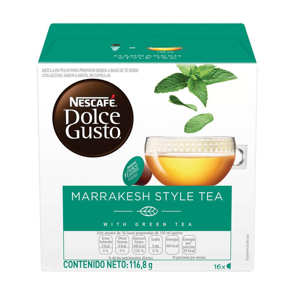 Nescafé Dolce Gusto - Cápsulas Dolce Gusto Marrakesh Tea Best Buy