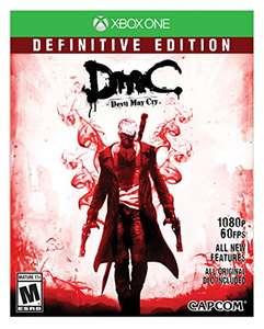 Amazon: DMC Devil May Cry Definitive Edition para Xbox One
