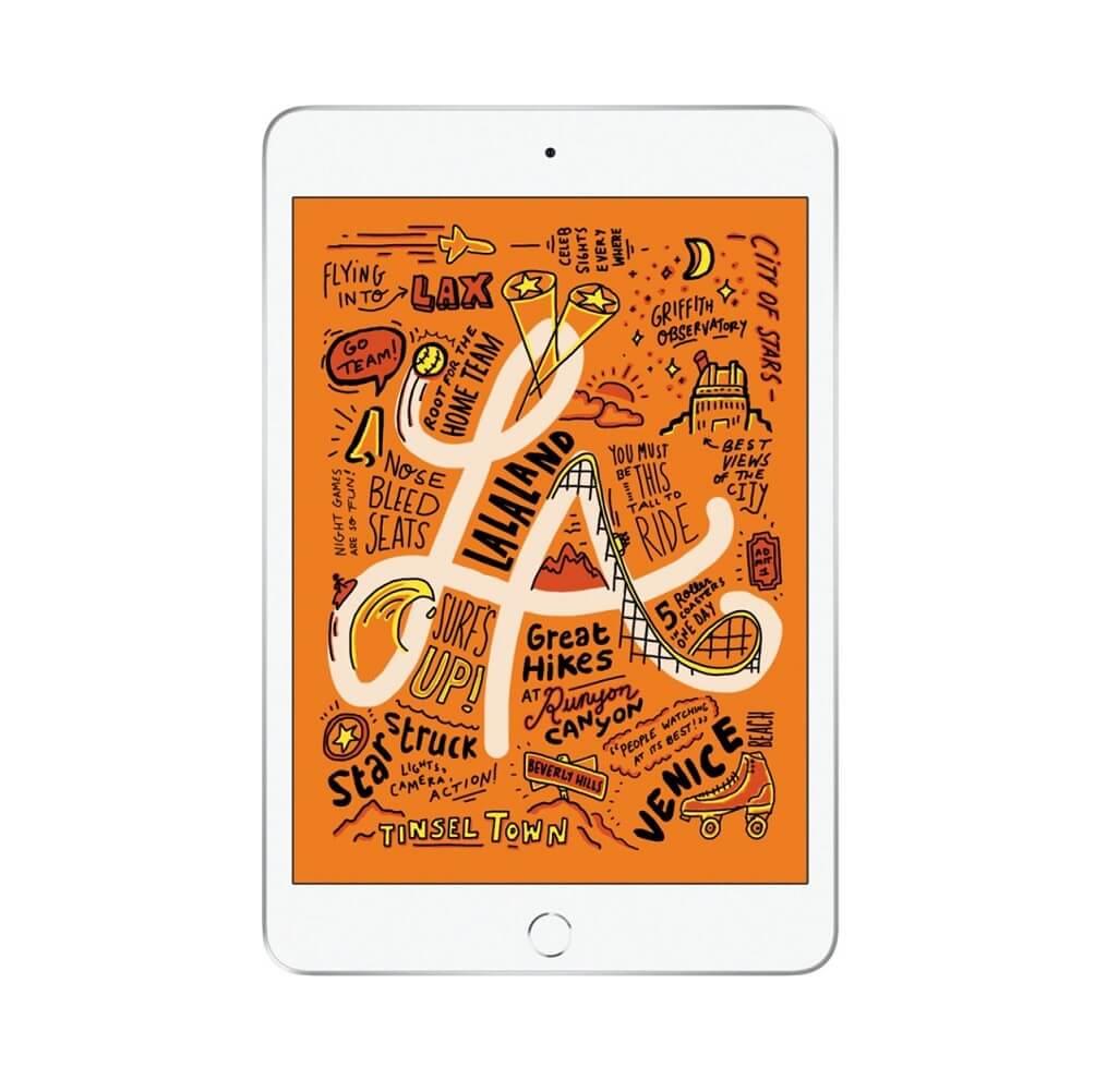 Apple - iPad Mini 64 GB - Plata - Best Buy