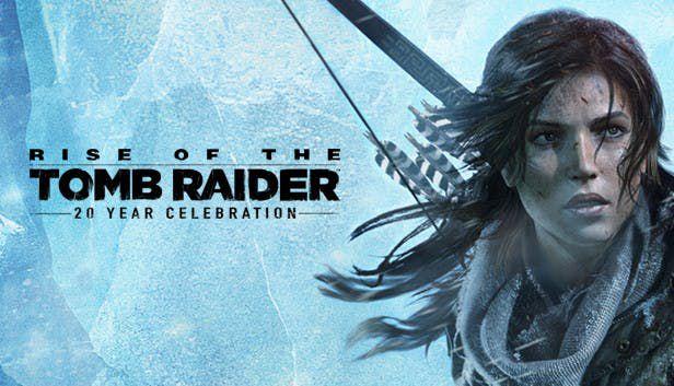 Humble Bundle: RISE OF THE TOMB RAIDER: 20 YEAR CELEBRATION