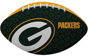 Amazon: Balon NFL Green Bay