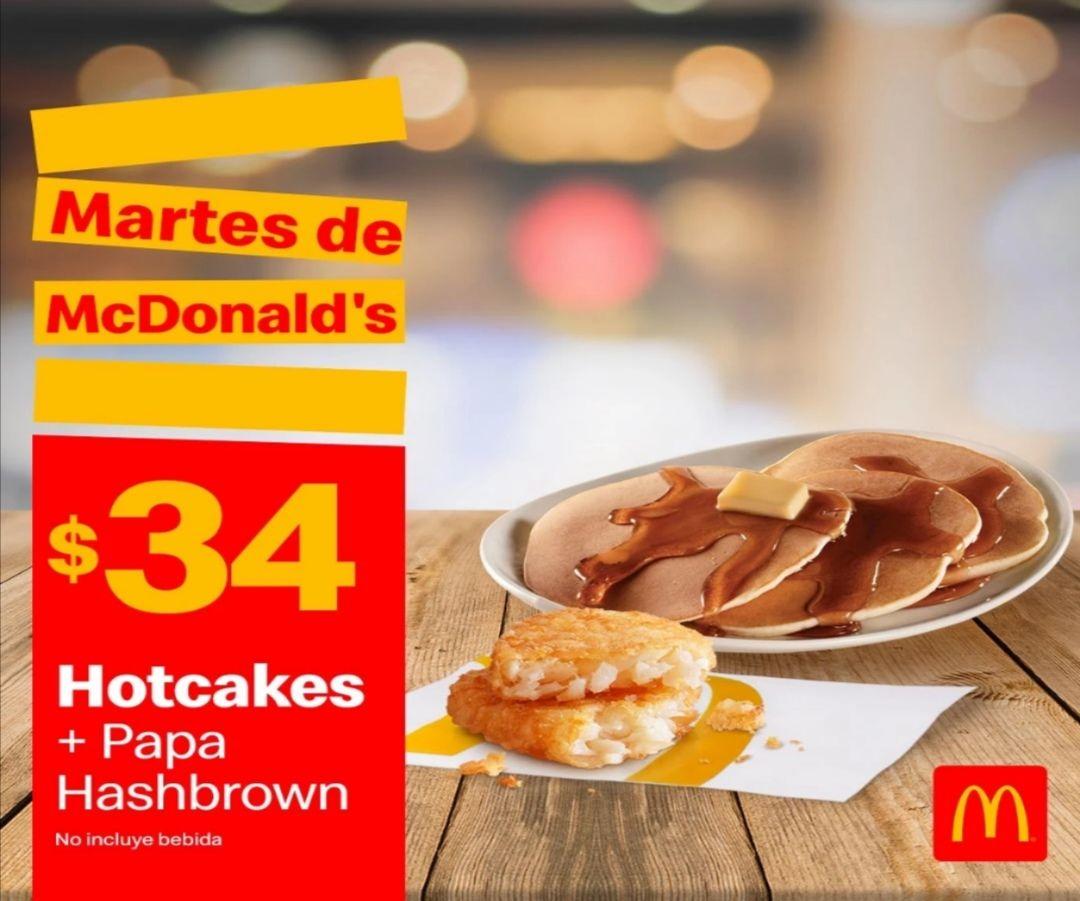 McDonald's: Martes de McDonald's 19 Enero