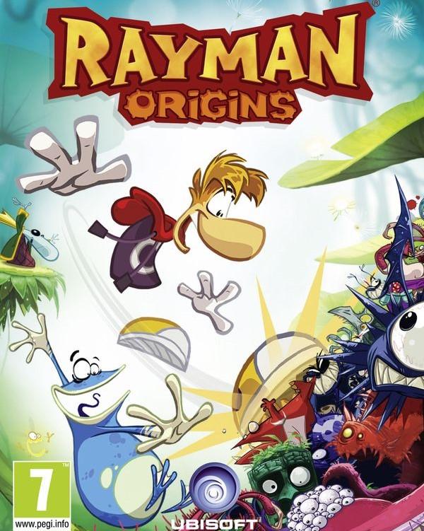 Rayman Origins GRATIS en Uplay
