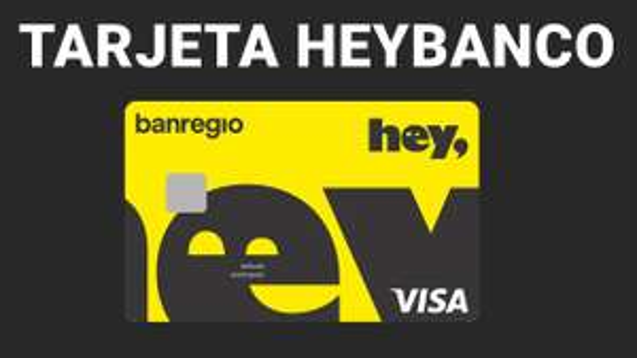 Hey Banco de BanRegio con 5.5% anual de rendimiento en debito y 6.5% en ahorros