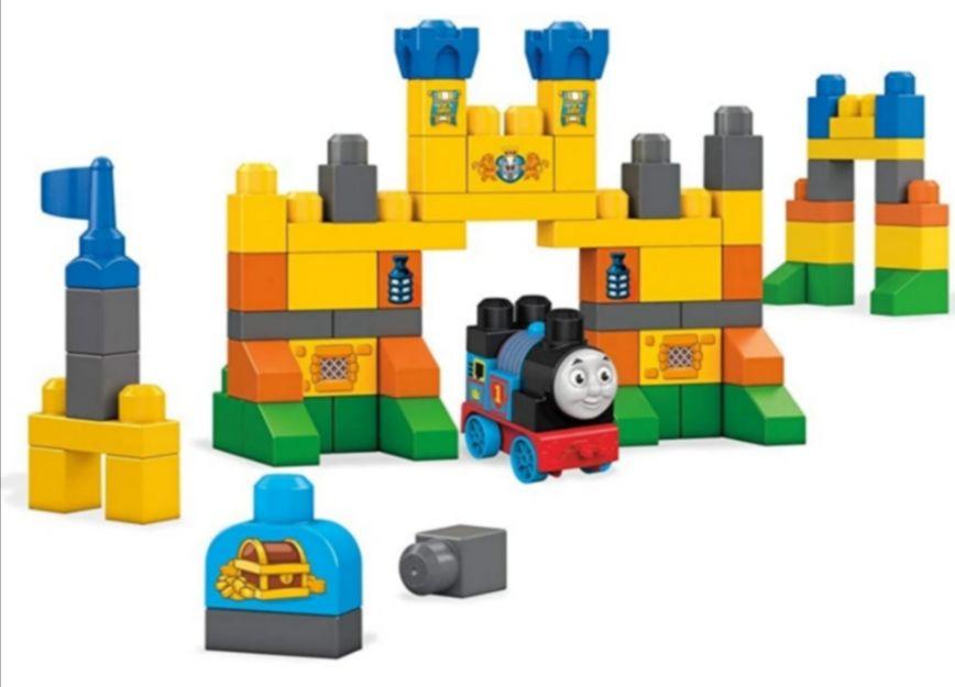 Amazon: Mega Bloks Thomas y El Castillo de Ulfstead (70 Piezas)