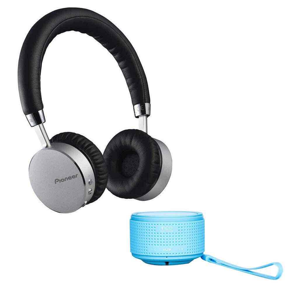 Walmart: Audífonos Pioneer Bluetooth + bocina Bluetooth inco a $990