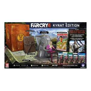Walmart en línea: FarCry 4 Collector's Edition o Rise of The tomb Raider para Xbox One a $399