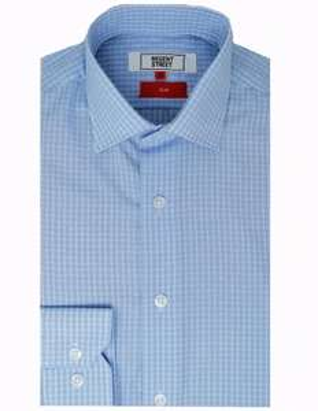 Liverpool: Camisas de Vestir Regent Street Cuello Francés Slim Fit (varios modelos)