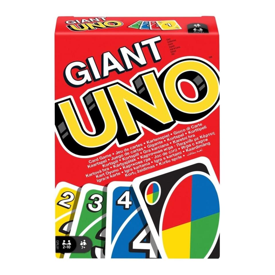 Walmart: UNO Giant
